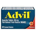 Pain Reliever/Fever Reducer Coated Tablets