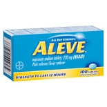 All Day Strong Pain Reliever Fever Reducer, Caplets