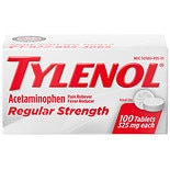Tylenol Regular Strength Regular Strength Pain Reliever Fever Reducer Tablets Tablets