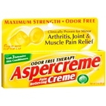 Aspercreme Pain Relieving Creme