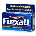 Flexall Maximum Strength Pain Relieving Gel