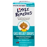 Little Tummys Natural Berry Flavor Gas Relief Drops Natural Berry Flavor
