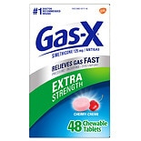 Gas-X Extra Strength Antigas Chewable Tablets Extra Strength