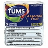 Tums E-X Extra Strength Antacid/Calcium Supplement, Tablets