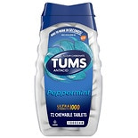Tums Ultra Ultra Strength 1000 Antacid/Calcium Supplement Chewable Tablets