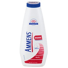 Ammens Medicated Deodorant Powder Original