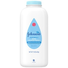 Johnson's Baby Powder Soothing Aloe & Vitamin E