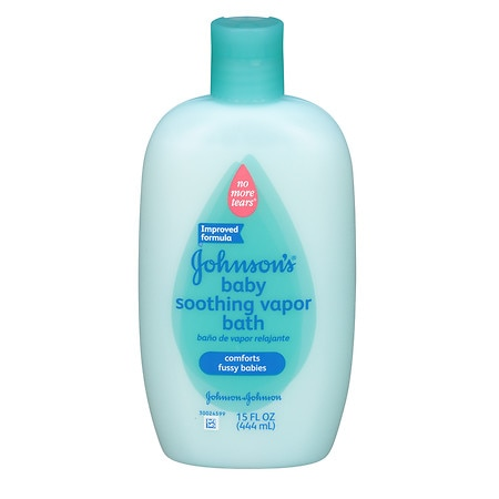 Johnson's Baby Soothing Vapor Bath