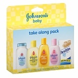Johnson's Baby Take-Along Pack