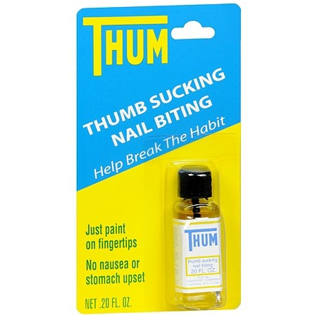 Thum b Sucking/Nail Biting Liquid