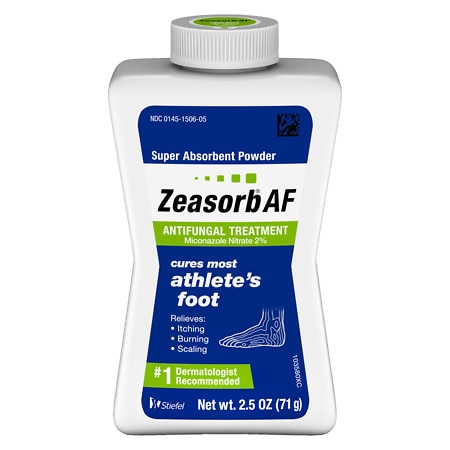 Zeasorb Antifungal Powder