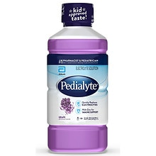Pedialyte Oral Electrolyte Solution Grape