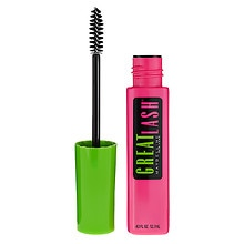 Washable Mascara, Brownish Black