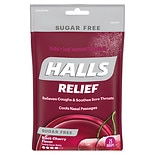 Sugar Free Cough Suppressant Drops Black Cherry