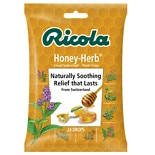 Ricola Natural Herb Cough Drops Honey-Herb