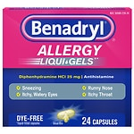 Online Coupon: Click & save an extra $1 on one Benadryl product