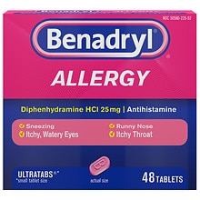 Allergy Ultratab Tablets