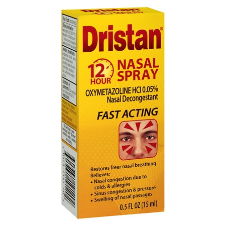 Dristan 12-Hour Nasal Decongestant Spray