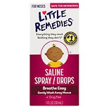 Little Noses Non-Medicated Saline Spray/Drops