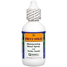 Pretz Natural Moisturizing Nasal Spray
