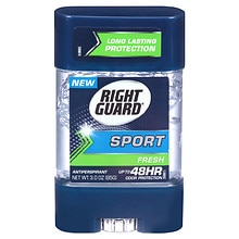 Sport Antiperspirant & Deodorant Clear Gel Fresh Scent