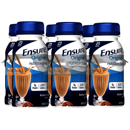 Ensure Nutrition Shake 6 Pack Butter Pecan