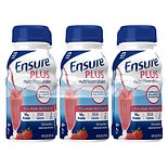 Ensure Plus Nutrition Shake 6 Pack Strawberry