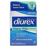 Diurex Diuretic Water Pills