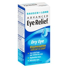 Advanced Eye Relief Dry Eye Rejuvenation Lubricant Eye Drops