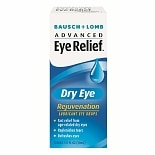 Lubricant Eye Drops, Dry Eye, Rejuvenation