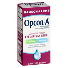 Opcon-A Itching & Redness Reliever Eye Drops