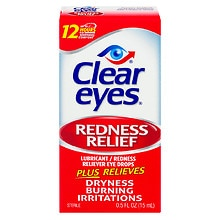 Redness Relief Eye Drops