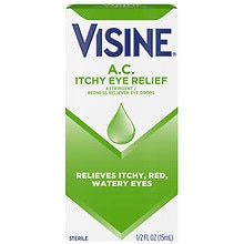 Visine A.C. Astringent/Redness Reliever Eye Drops