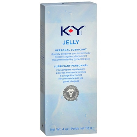 K-Y Personal Lubricant Jelly