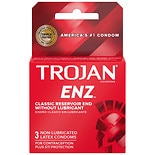 Trojan Non-Lubricated Premium Latex Condoms