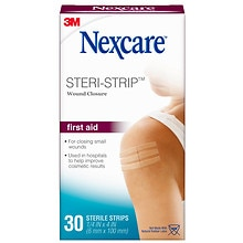 Nexcare Steri-Strip First Aid Steri-Strip Skin Closure