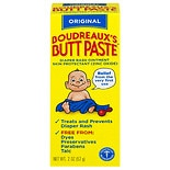 Boudreaux's Butt Paste, Original Diaper Rash Ointment
