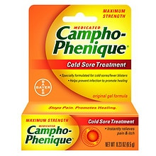 Campho-phenique Cold Sore Treatment Gel