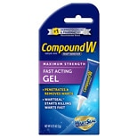 Compound W Wart Remover Fast-Acting Gel Maximum Strength