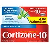 Cortizone 10 Maximum Strength Hydrocortisone Anti-Itch Cream