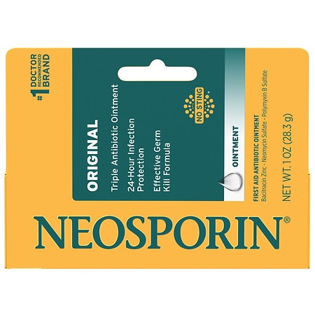Neosporin First Aid Antibiotic Ointment