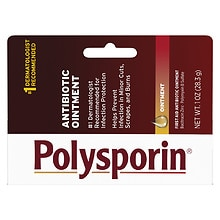Polysporin First Aid Antibiotic Ointment