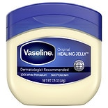 Vaseline 100% Pure Petroleum Jelly Skin Protectant