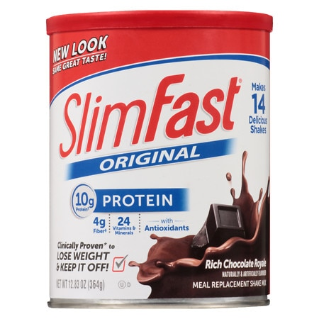 Slim-Fast Shake Mix Chocolate Royale