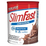 Slim-Fast Protein Shake Mix Creamy Milk Chocolate