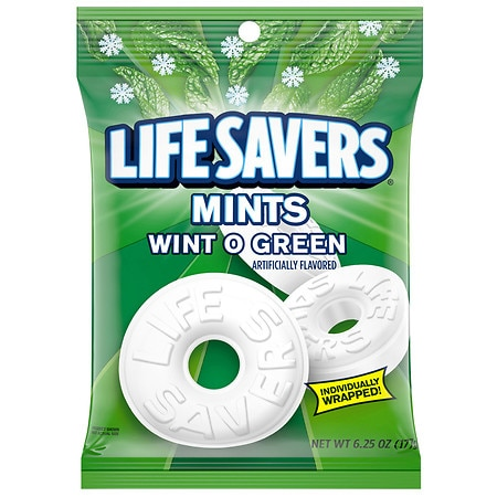 LifeSavers Mints Wint O Green