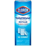 Clorox Toilet Wand Disinfecting Refills 10 Pack