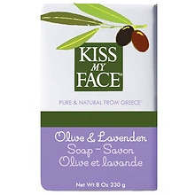 Kiss My Face Olive Oil Bar Soap Olive & Lavender