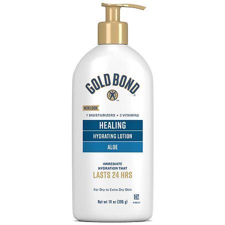 Gold bond ultimate healing skin therapy lotion aloe walgreens - Geldt bold ...