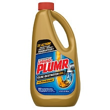 Liquid-Plumr Clog Remover Power Gel